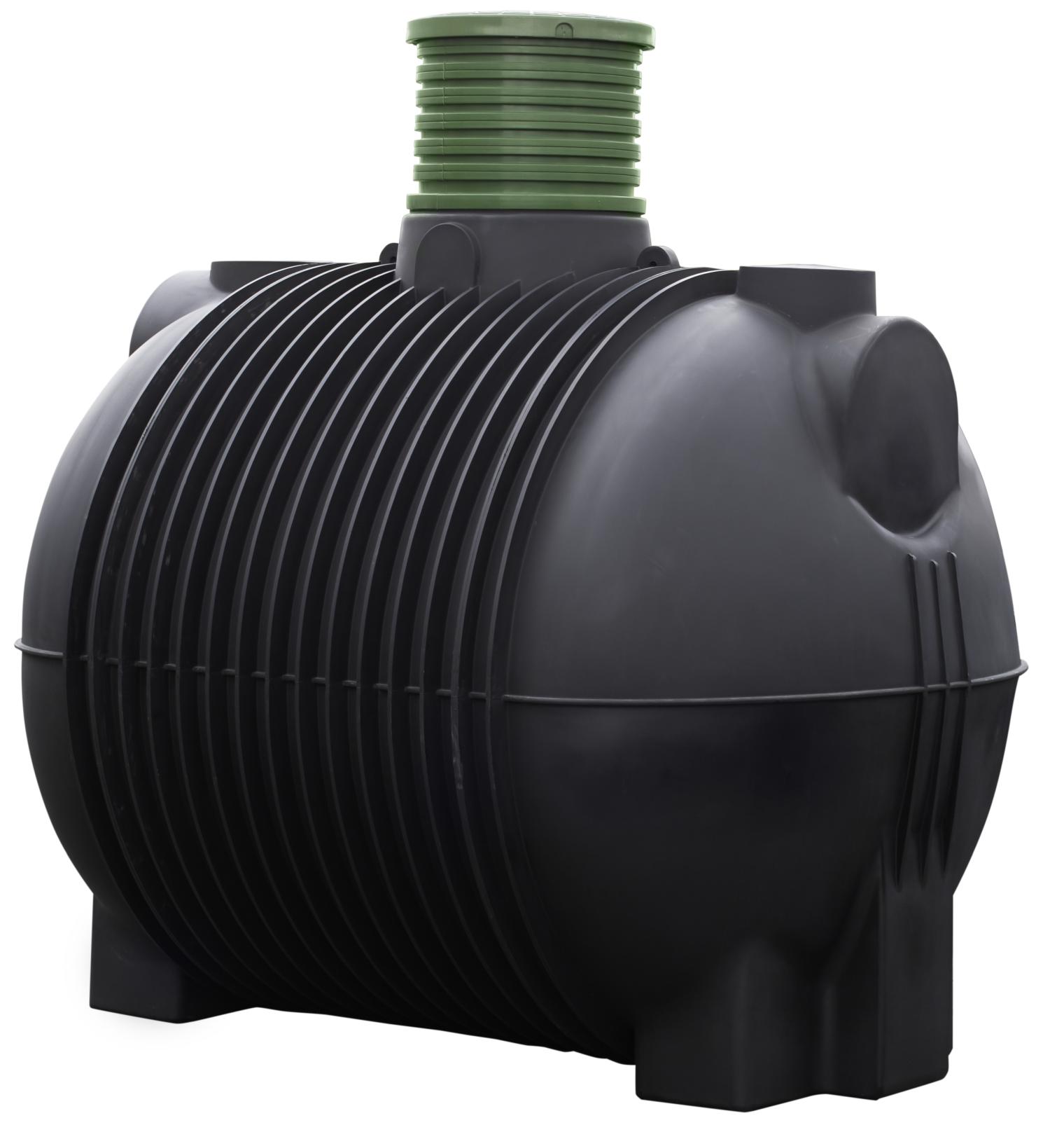 Plastová nádrž Atlanta 20 000 litrů Plastová samonosná nádrž na dešťové a splaškové vody.
