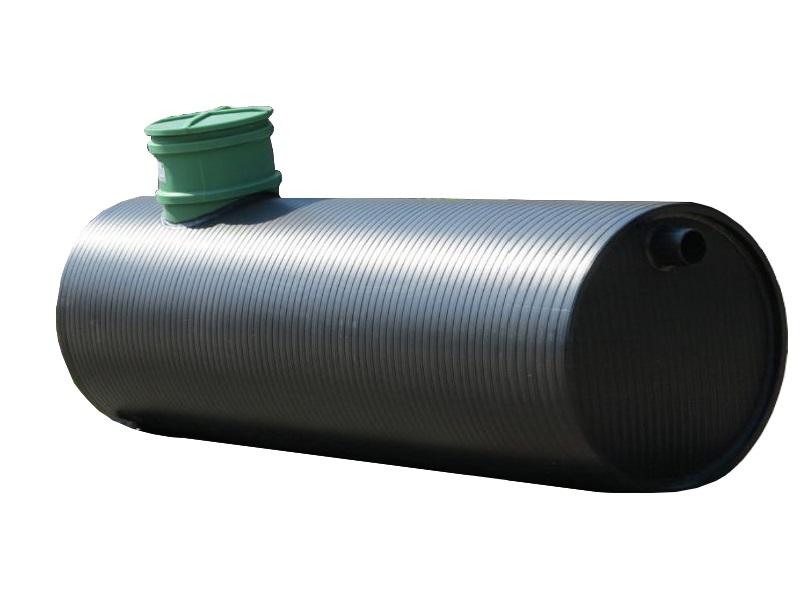Plastová nádrž Bravo 20 000 litrů Plastová samonosná nádrž na dešťové a splaškové vody.